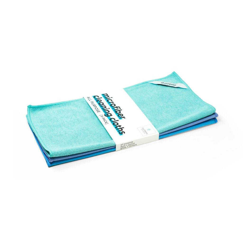 All Purpose Microfiber Cleaning Cloths (3 Pack) https://glammepet.com