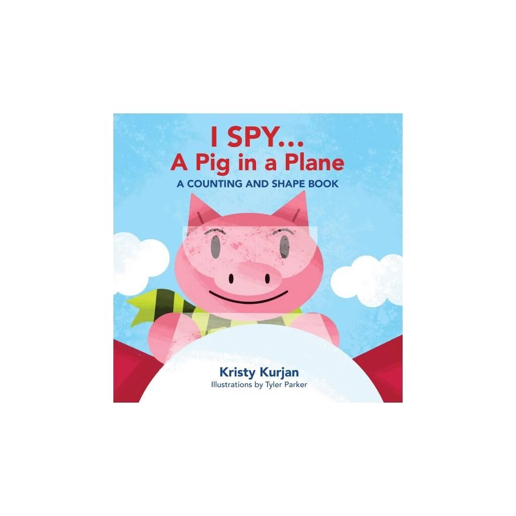 I Spy... A Pig In A Plane https://glammepet.com