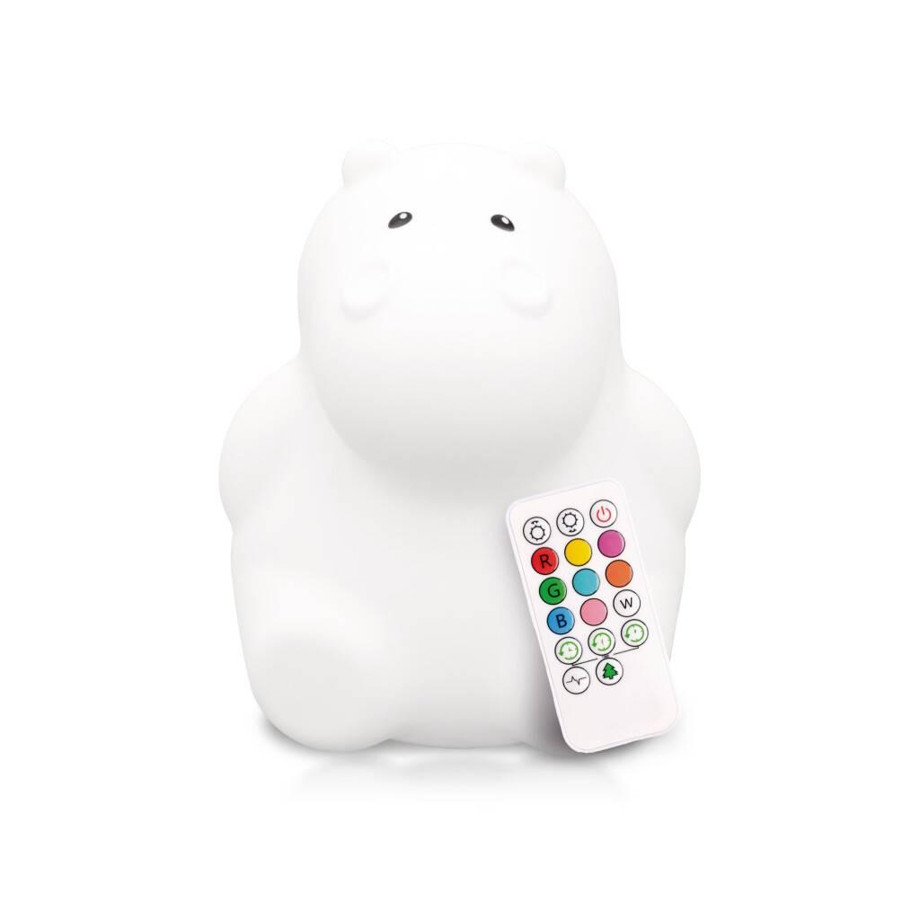 LED Hippo Night Light https://glammepet.com