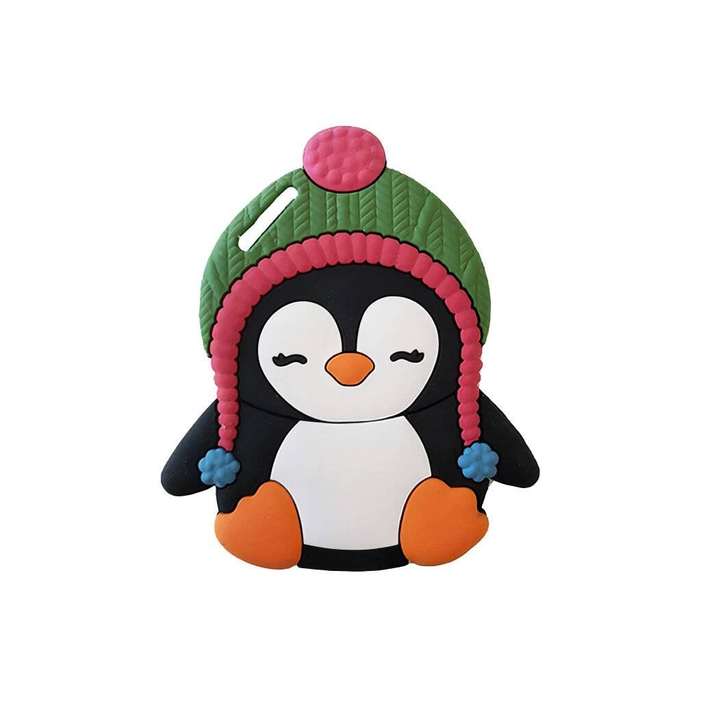 Penguin Teether https://glammepet.com