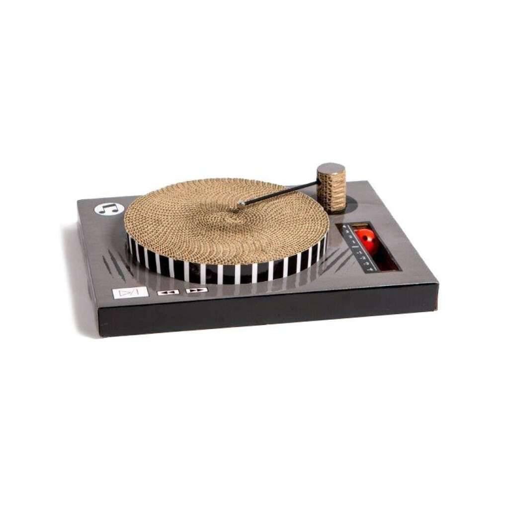 Cat Scratcher DJ Turn Table https://glammepet.com