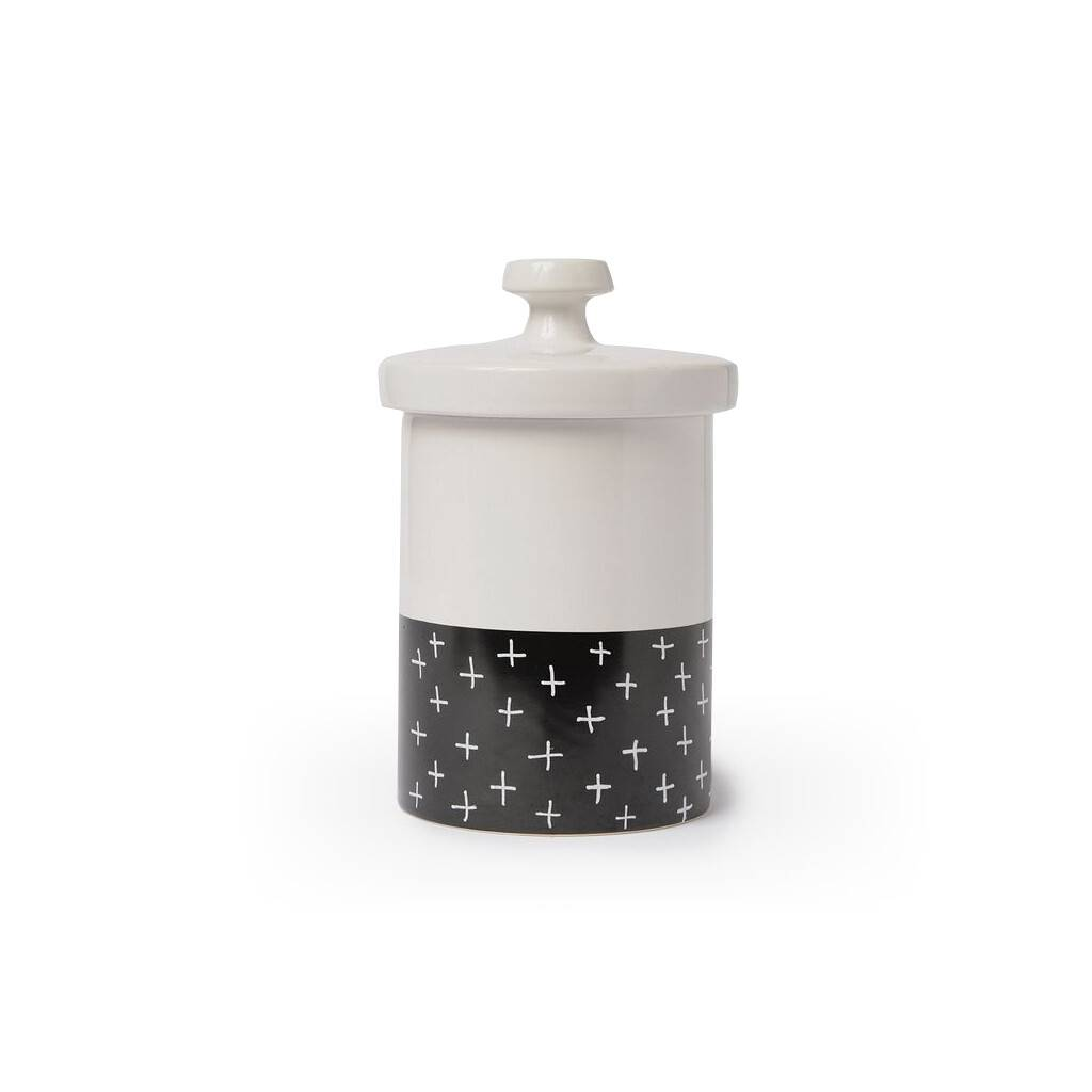 Chalkboard Dog Treat Jar https://glammepet.com