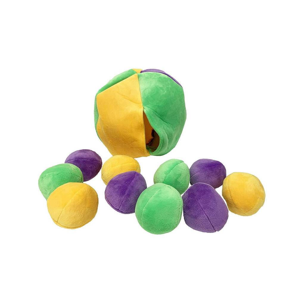 Hide a Ball Dog Puzzle Toy https://glammepet.com