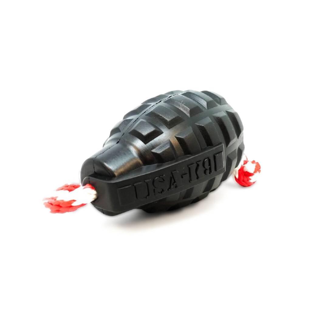 USA-K9 Magnum Grenade - Chew Toy https://glammepet.com
