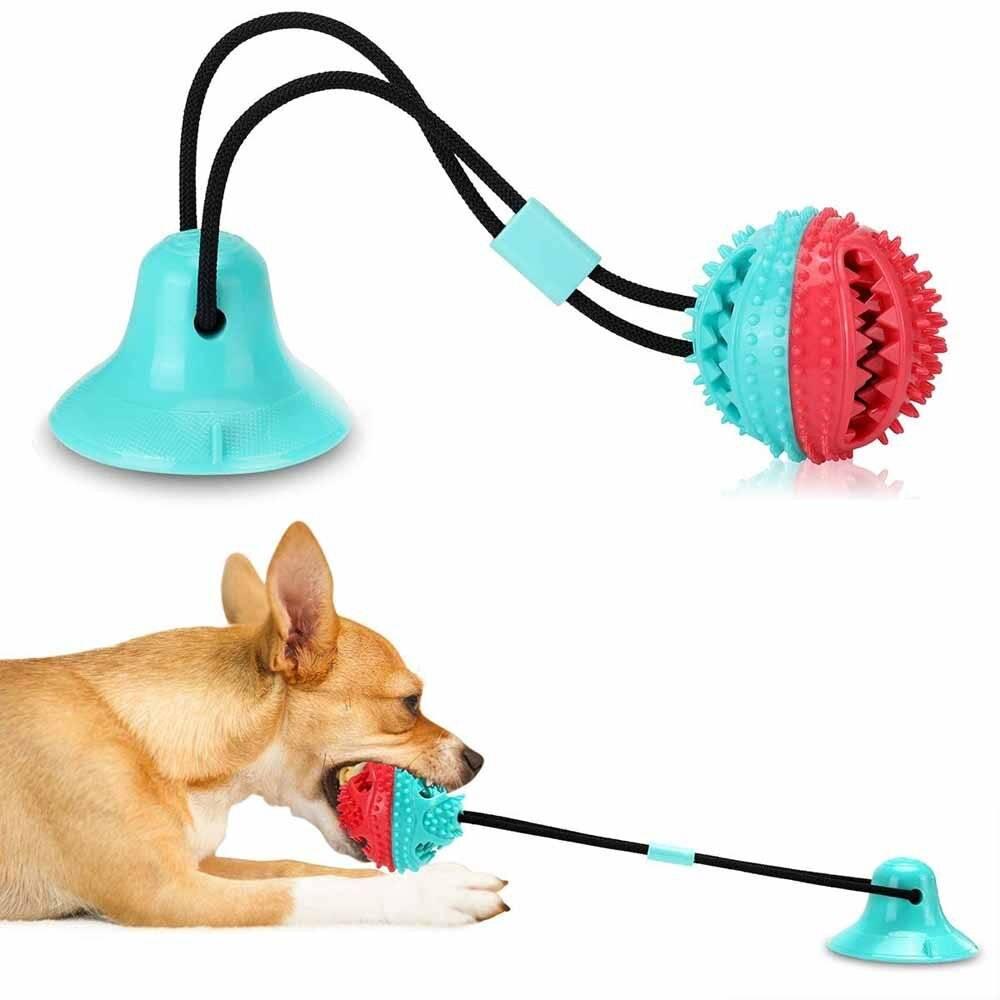 Tug-of-Floor Dog Toy https://glammepet.com