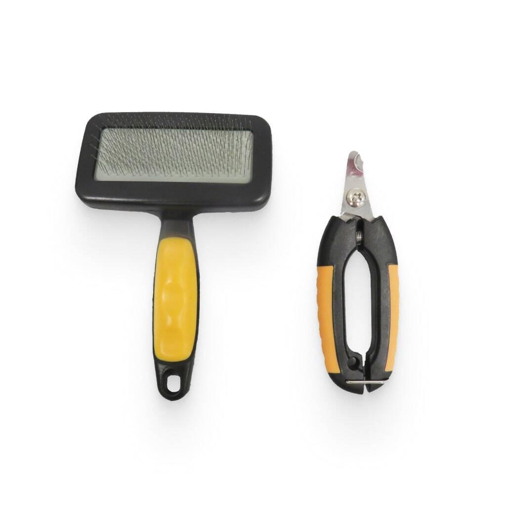 2-Piece Grooming Kit https://glammepet.com