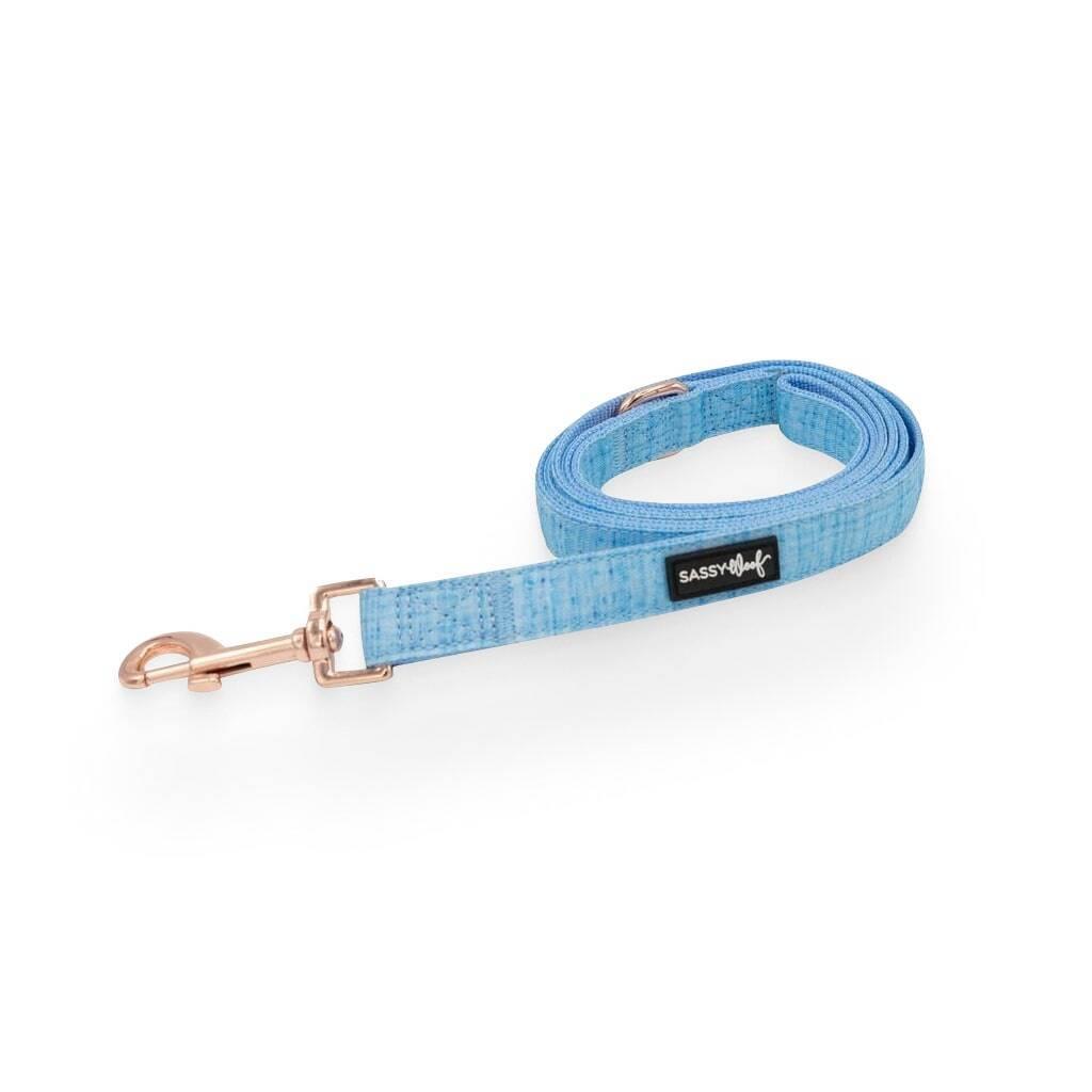 Blumond' Dog Fabric Leash https://glammepet.com