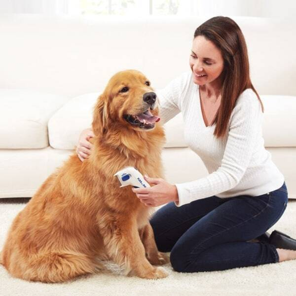 Electric Flea-Eliminating Comb Categories Dog Essentials Grooming Glam Me Pet https://glammepet.com