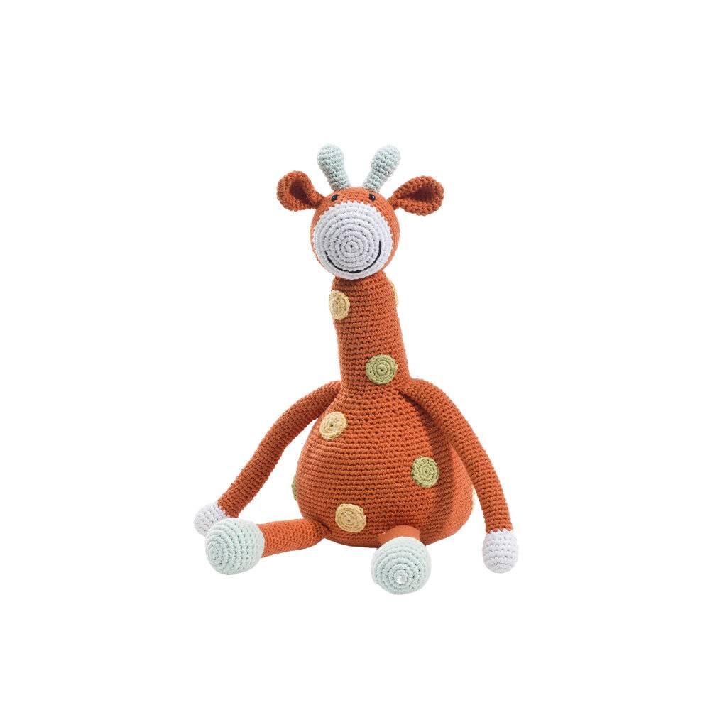 Giraffe Rattle https://glammepet.com