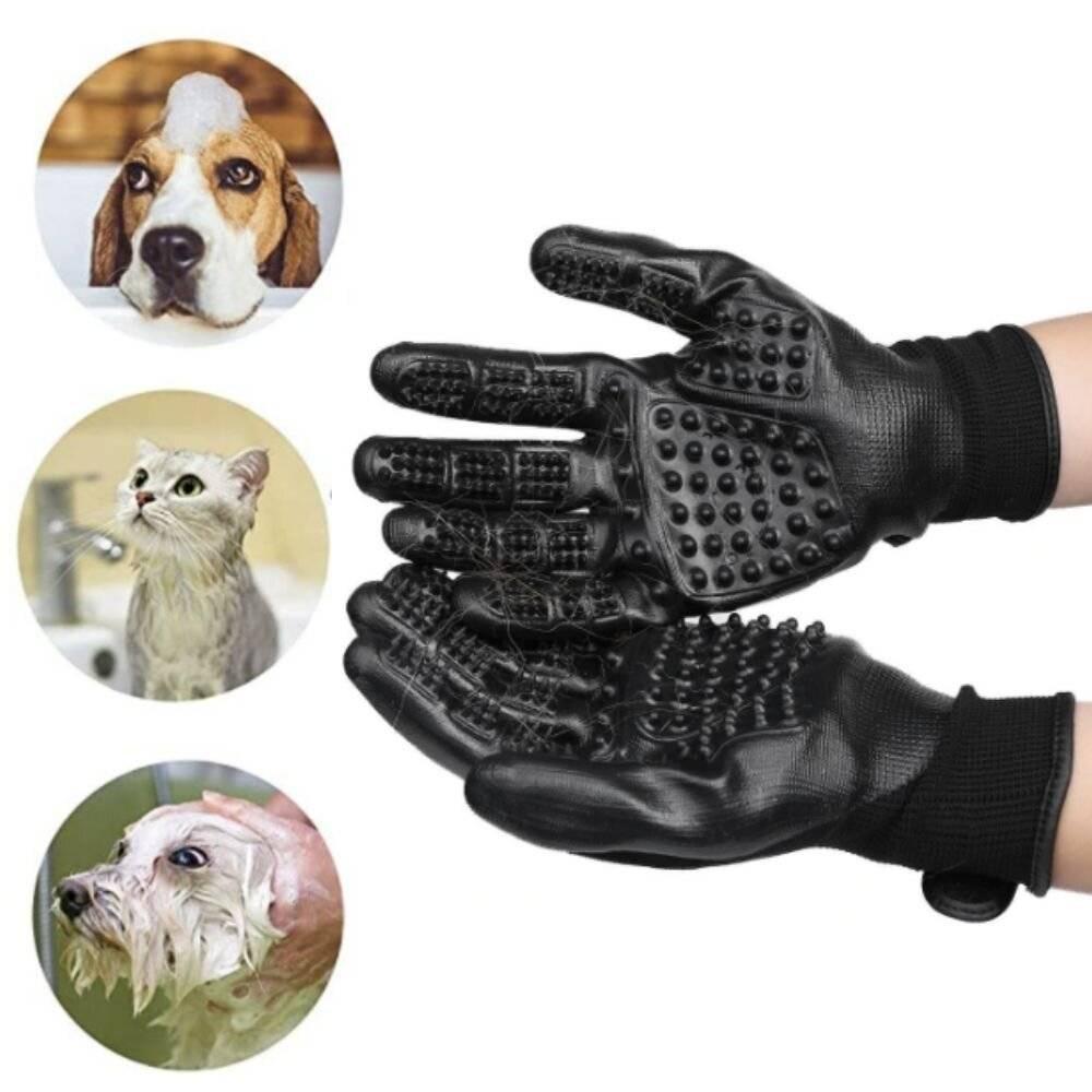 Pet Anti-Shedding Gloves https://glammepet.com