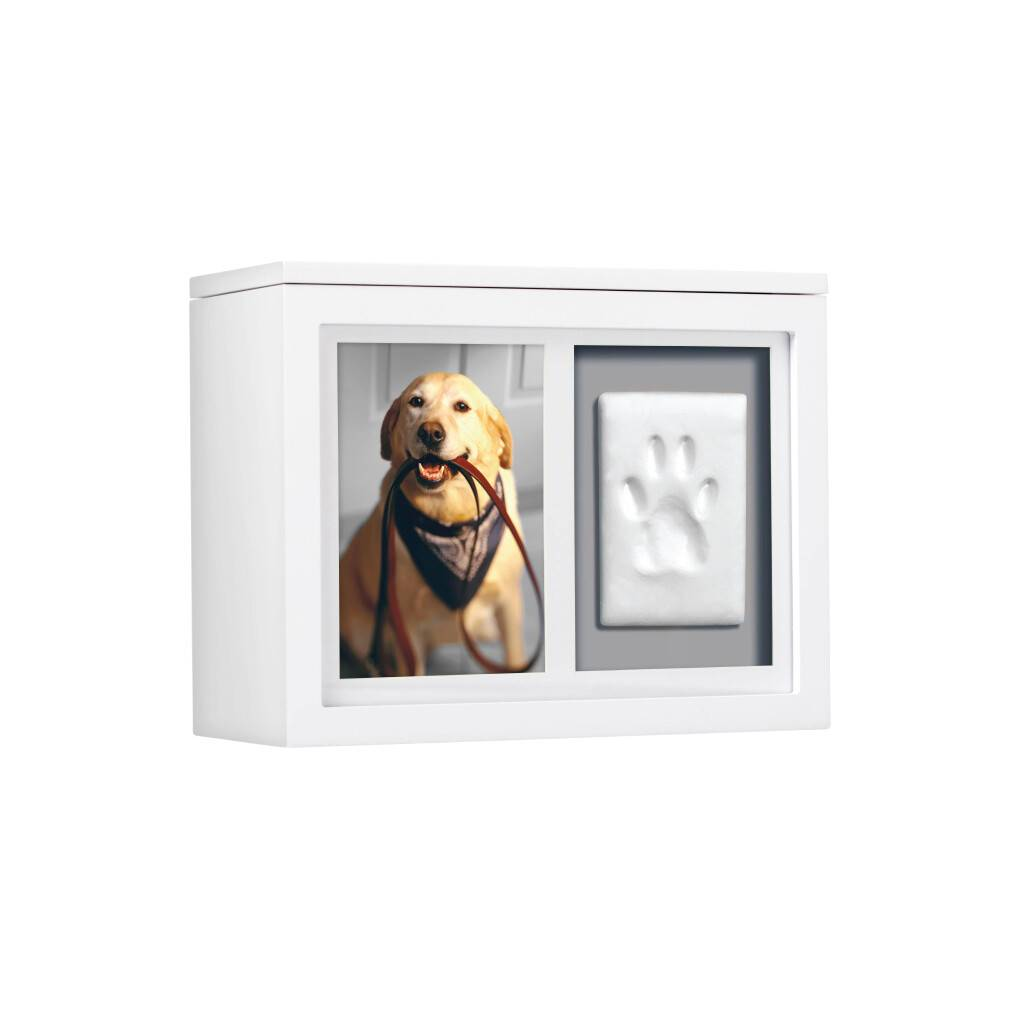 Pet Memory Box and Paw Print Impression Kit https://glammepet.com