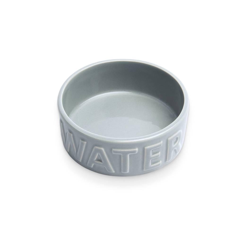 Classic Water Grey Bowl https://glammepet.com