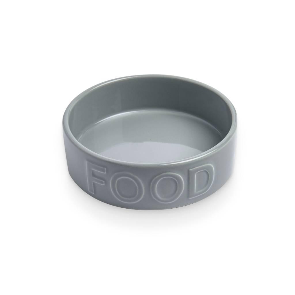 Classic Food Grey Bowl https://glammepet.com